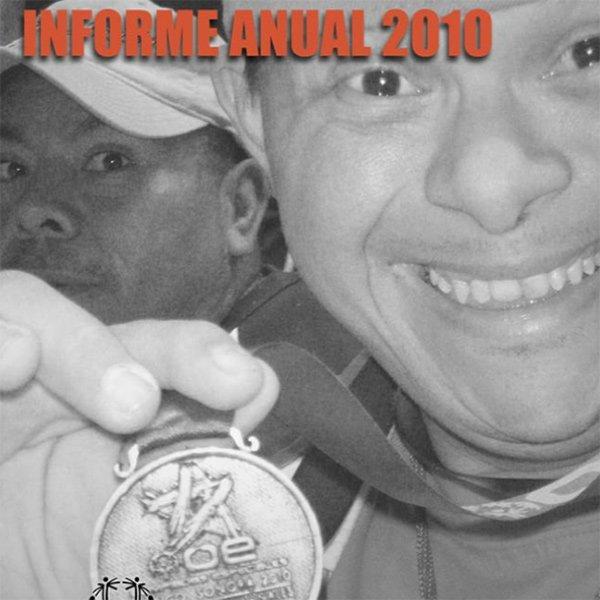 Olimpiadas especiales informe 2010