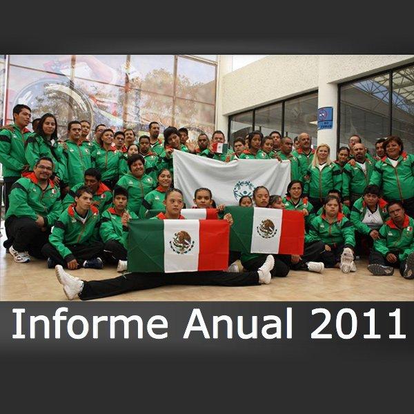 Olimpiadas especiales informe 2011