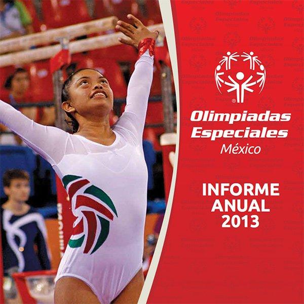 Olimpiadas especiales informe 2013